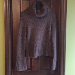 Express Cowlneck Sweater